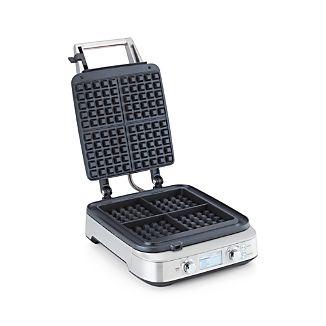Breville ® Smart Waffle™ Pro 4-Slice Waffle Maker