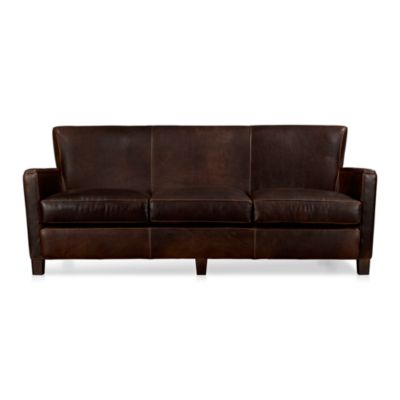 Leather Sofas Crate And Barrel