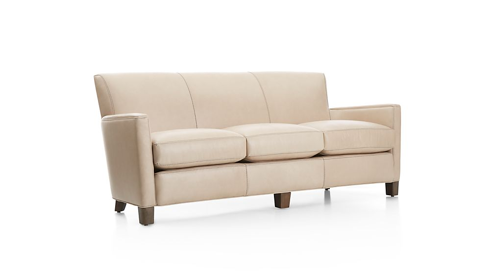 Briarwood Leather Sofa