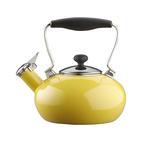 Chantal ® Yellow Bridge Teakettle
