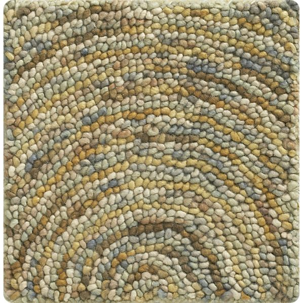 "Bridget 12"" sq. Rug Swatch"