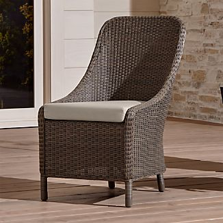 Bridgewater Dining Chair with Sunbrella ® Cushion