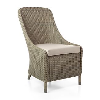 Bridgewater Dining Chair with Sunbrella ® Cushion