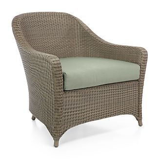 Bridgewater Lounge Chair with Sunbrella ® Cushion