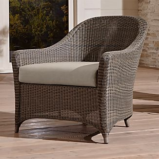 Bridgewater Lounge Chair with Sunbrella ® Cushion