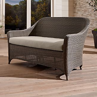 Bridgewater Loveseat with Sunbrella ® Cushion