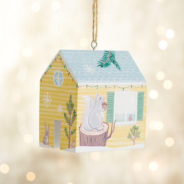 Bright Wilderness House Ornament