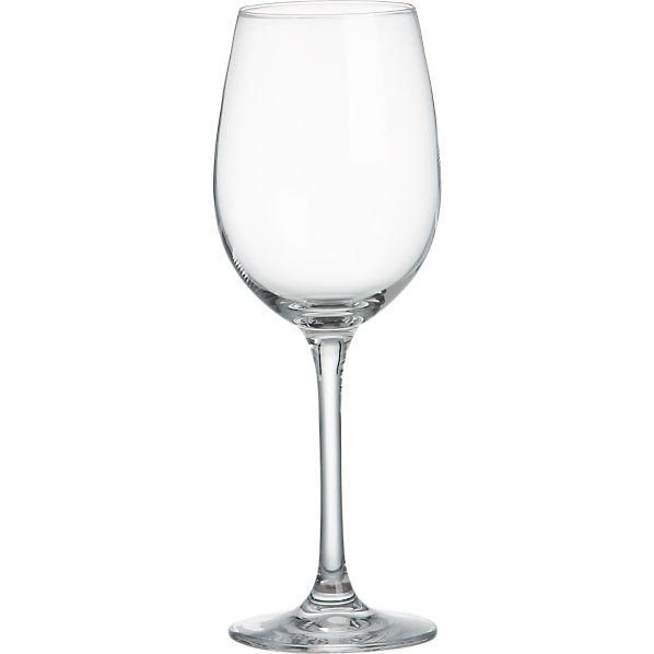 Brim 14 oz. White Wine Glass