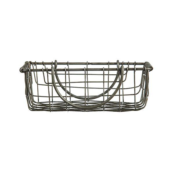 Brimfield Small Basket