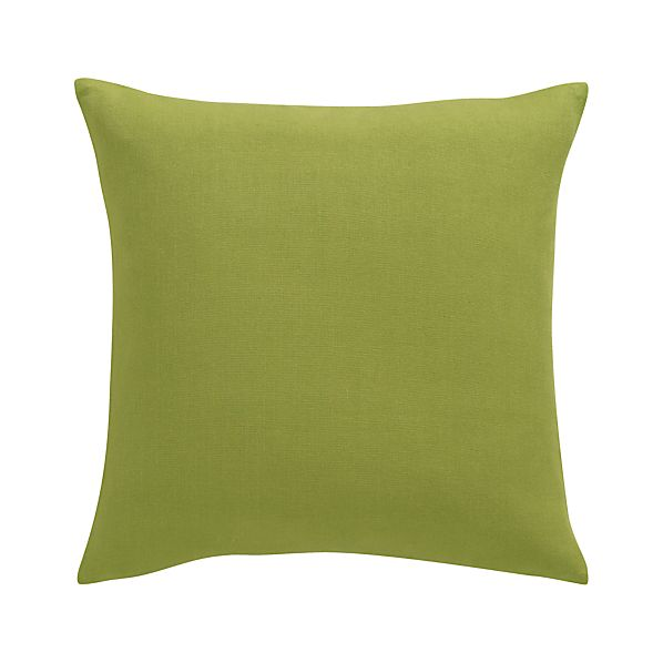 "Brinkley Chartreuse 18"" Pillow"
