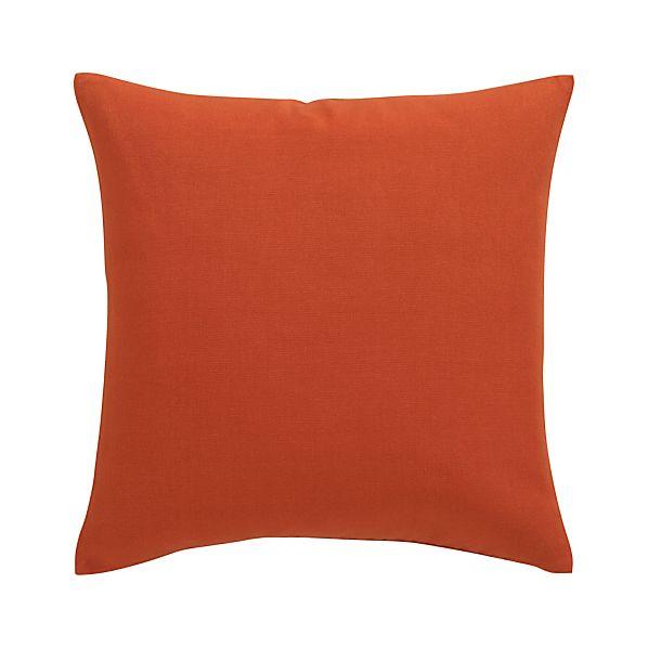 """Brinkley Pumpkin 18"""" Pillow"""