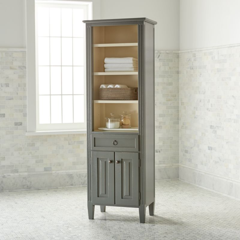 Britta Bath Tower Crate And Barrel