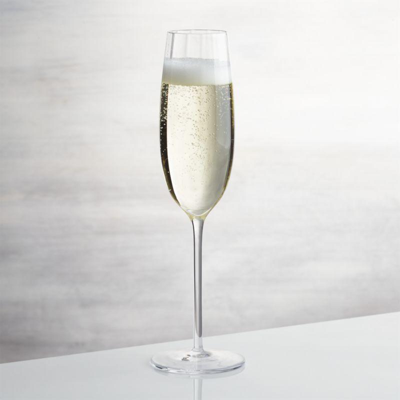 Britta Optic 8 oz. Champagne Glass