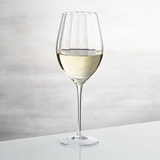 Britta Optic 14 oz. White Wine Glass