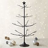 Bronze with Brass Solder Ornament Tree