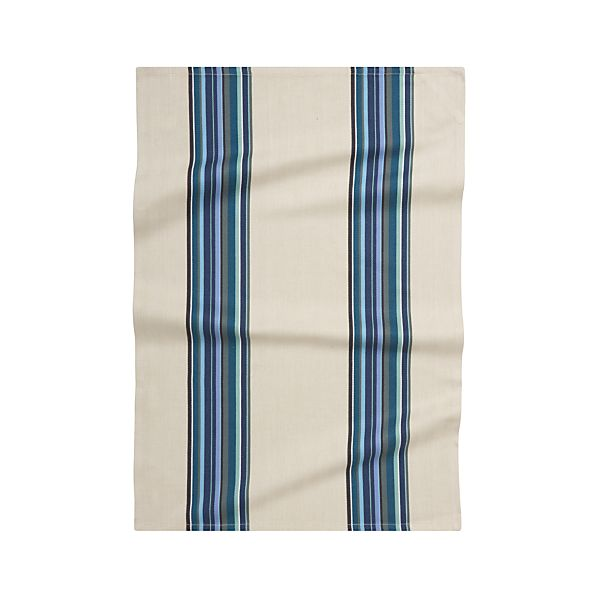 Brooklyn Blue Dish Towel