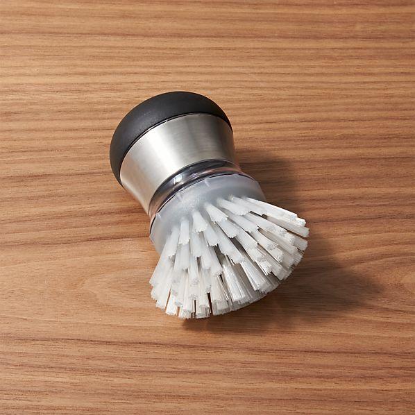 OXO ® Soap Dispensing Palm Dish Brush