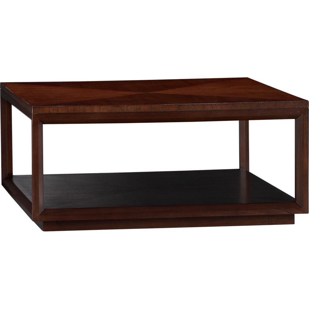 Furniture Living Room Furniture Coffee Table Square Open Coffee Table