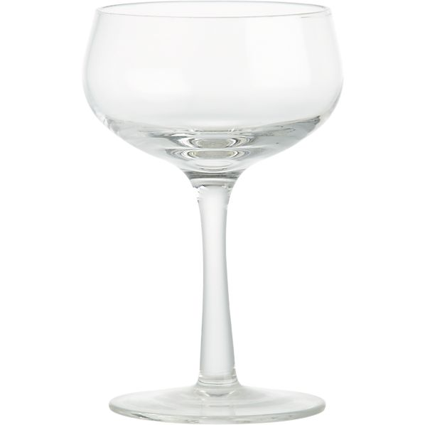 Bubbly Cordial Glass