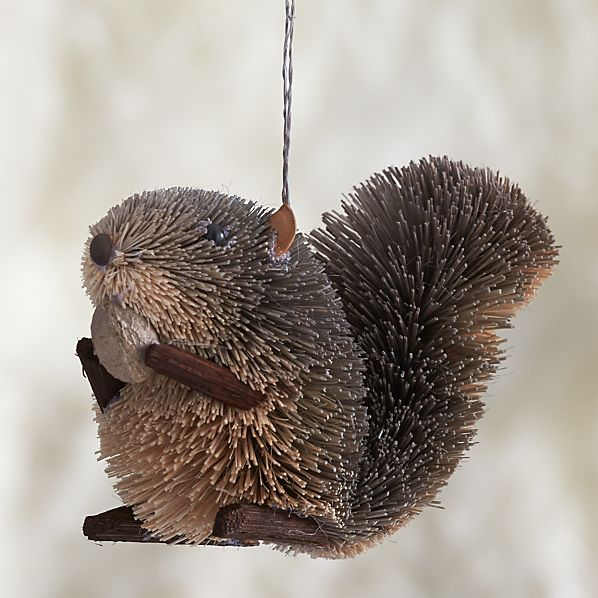 tis the season for savings on red squirrel christmas ornament  7