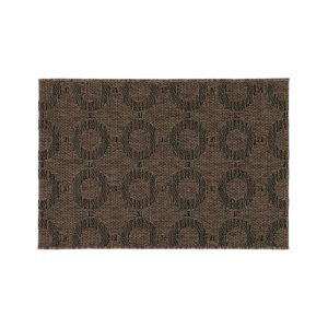 Butler Circles Indoor-Outdoor 2'x3' Rug