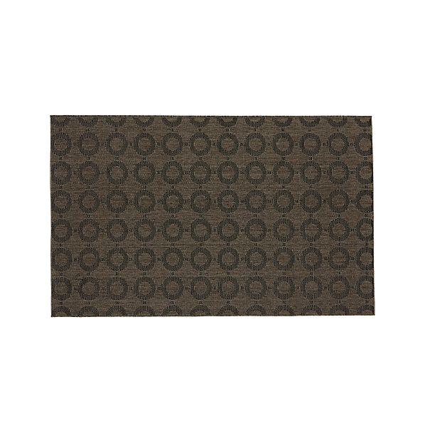 Butler Circles Indoor-Outdoor 5'x8' Rug