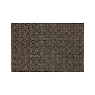 Butler Circles Indoor-Outdoor 2'x3' Rug
