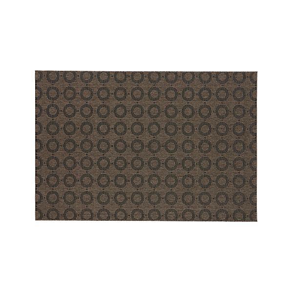 Butler Circles Indoor-Outdoor 6'x9' Rug