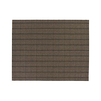 Butler Grid Indoor-Outdoor 8'x10' Rug