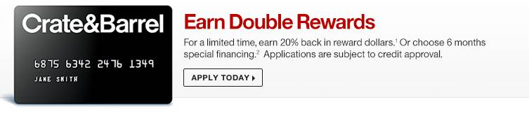 Earn Double Rewards