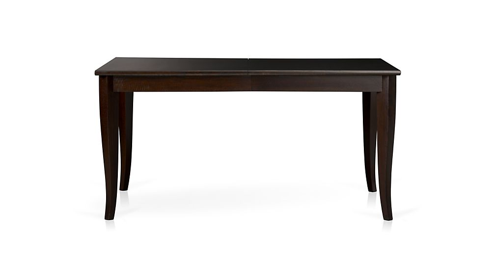 Cabria Dark Extension Dining Table