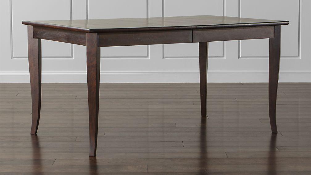 Cabria Dark Extension Dining Table