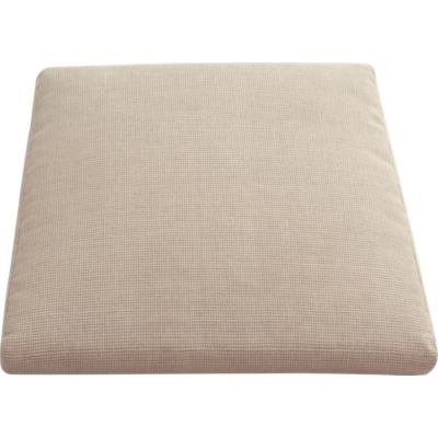 Cabria Natural Woven Arm Chair Cushion