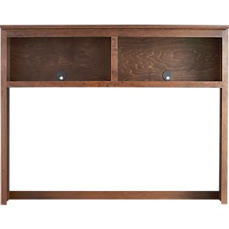 "Cadence Dark Cherry 62"" Hutch Top"