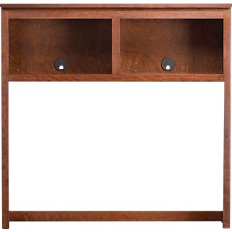 "Cadence Dark Cherry 50"" Hutch"