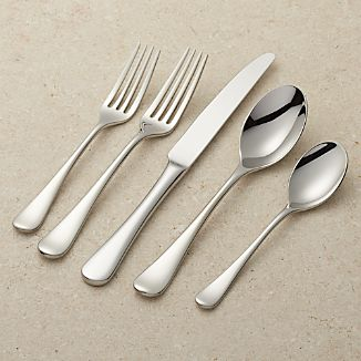Caesna Mirror 20-Piece Flatware Set