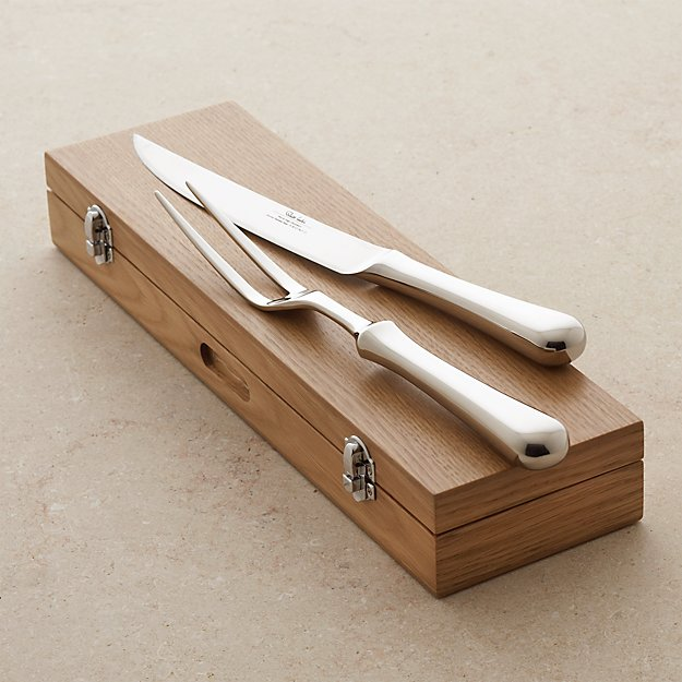 Caesna Mirror 2-Piece Carving Set