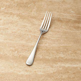 Caesna Mirror Salad Fork
