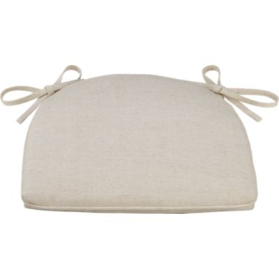 Calista Natural Side Chair Cushion