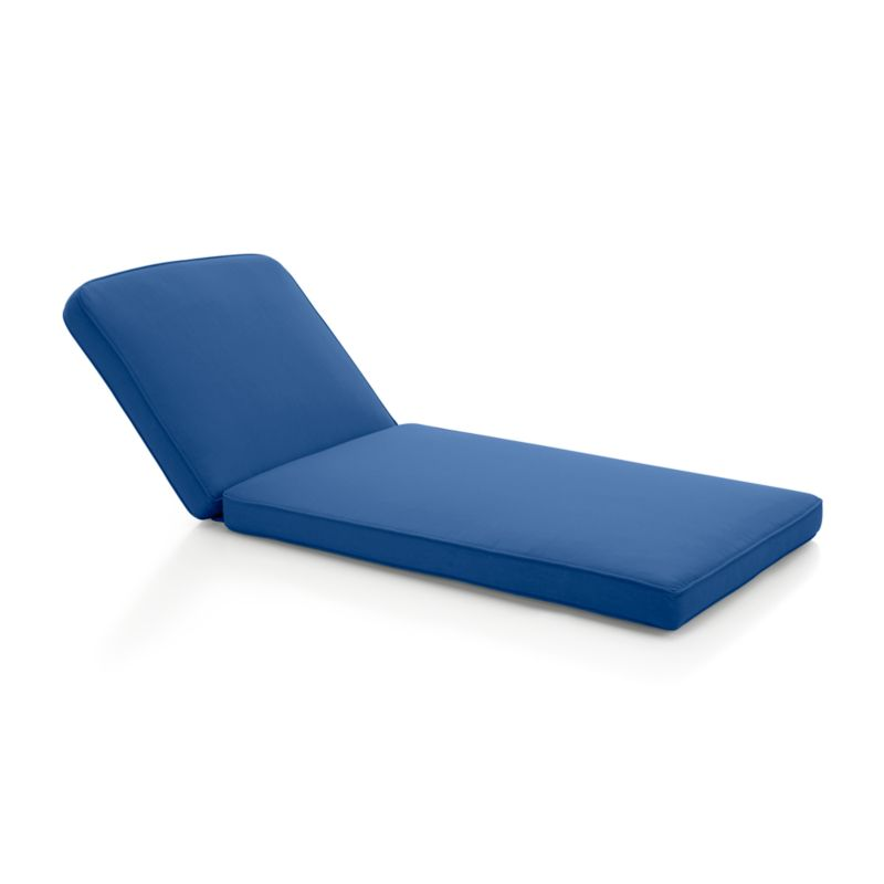 Calistoga Sunbrella ® Chaise Lounge Cushion
