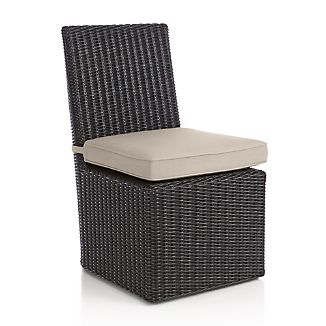 Calistoga Dining Chair with Sunbrella ® Cushion