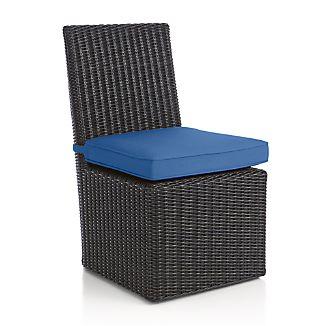Calistoga Dining Chair with Sunbrella ® Cushion