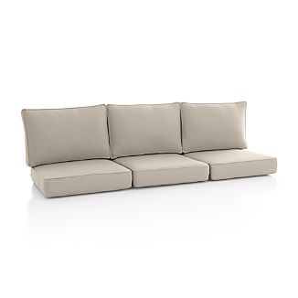 Calistoga Sunbrella ® Sofa Cushion
