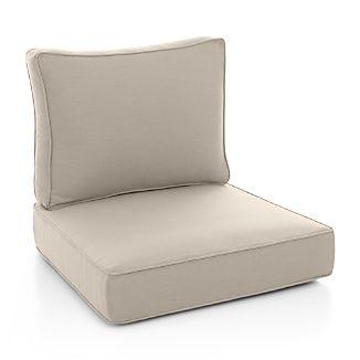 Calistoga Sunbrella ® Swivel Lounge Chair Cushion