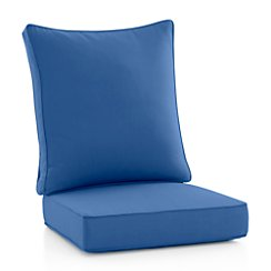 Calistoga Sunbrella ® Wingback Lounge Chair Cushion