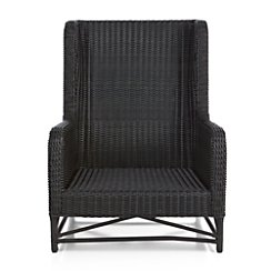Calistoga Wingback Lounge Chair