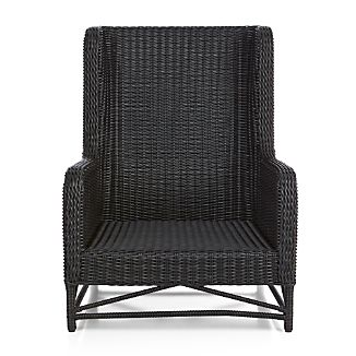 Calistoga Wingback Lounge Chair