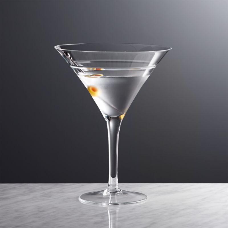 Callaway Martini Glass