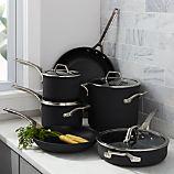 Calphalon Signature Non-Stick 10-Piece Cookware Set with Bonus