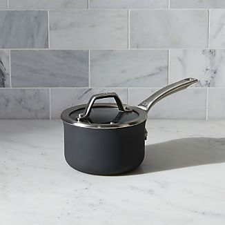 Calphalon Signature Non-Stick 1-qt. Saucepan with Lid